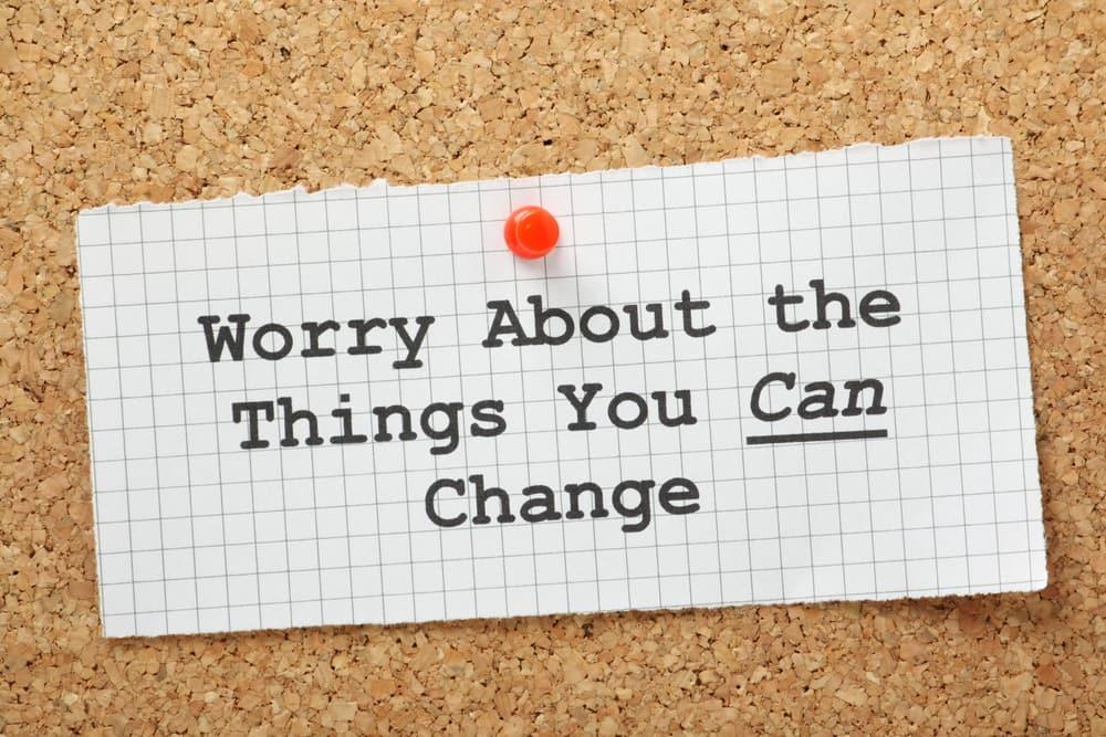 Sådan får du færre bekymringer med 4 nemme trin…