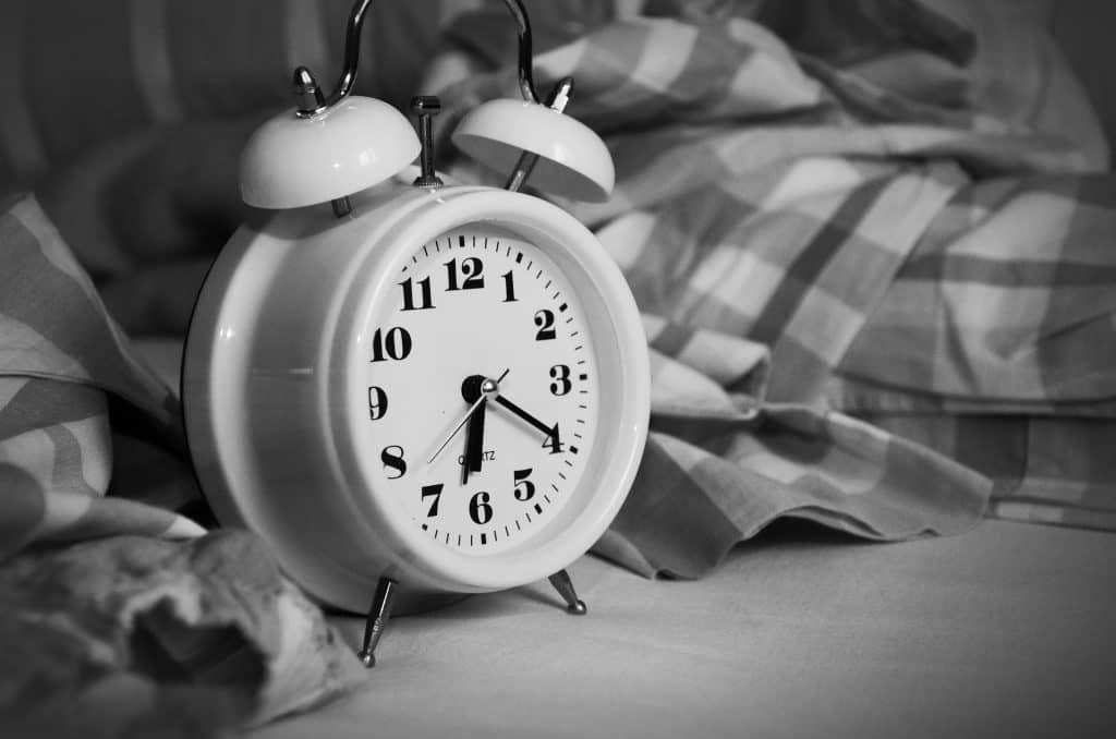 Hvordan falder man i søvn?