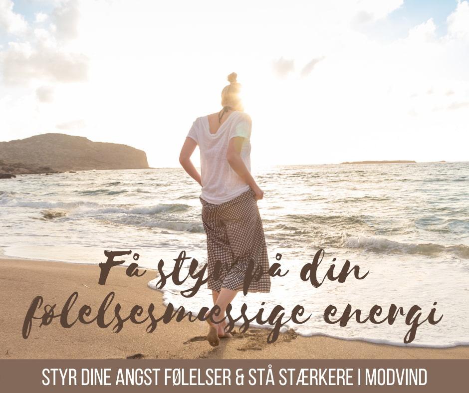 Få styr på din følelsesmæssige energi